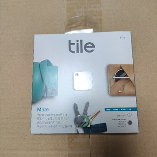 Tile Mate 電池交換版 鳴らして見つける タイルメイト(その他)