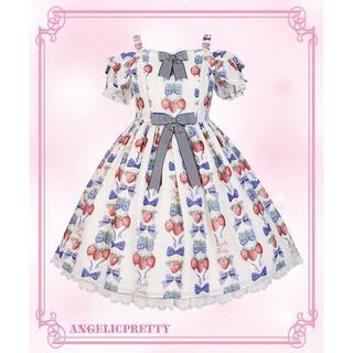 Angelic Pretty - 新品・未使用・未開封 strawberry doll ジャンパースカート