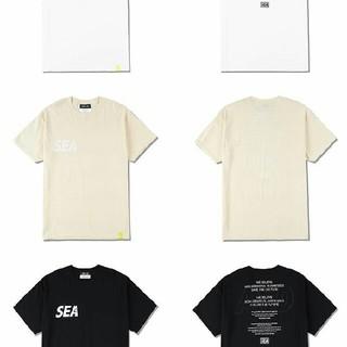WIND AND SEA × magicsticks コラボTシャツ