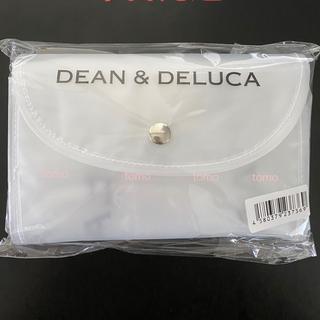 ディーンアンドデルーカ(DEAN & DELUCA)の【本日発送】Dean & Deluca エコバッグ クリア(エコバッグ)