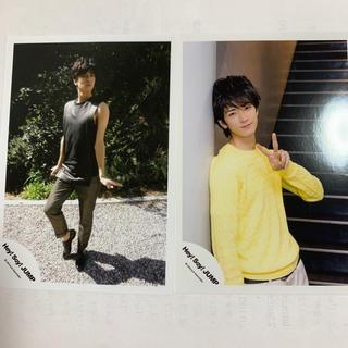 ヘイセイジャンプ(Hey! Say! JUMP)の中島裕翔 公式写真(男性タレント)