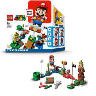 Lego - レゴマリオ と ぼうけんのはじまり 〜 スターターセット 71360