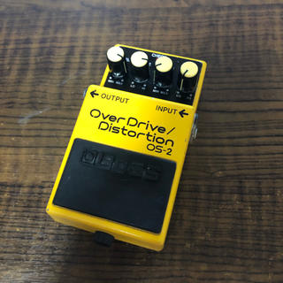 BOSS エフェクター Over Drive / Distortion OS-2(エフェクター)