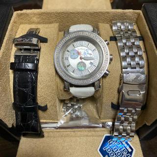 アヴァランチ(AVALANCHE)のjoerodeo ジョーロデオ ダイヤモンドウォッチ(腕時計(アナログ))