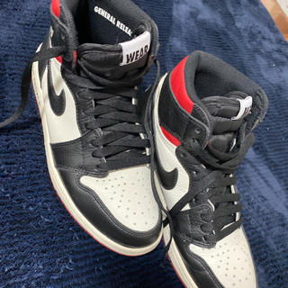 NIKE - AIR JORDAN 1 HIGH NOT FOR RESALE dude9