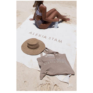 ALEXIA STAM - 12まで値下げ★ALEXIA STAM  Beach Bag Set