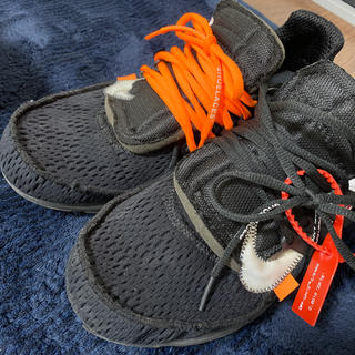 OFF-WHITE - NIKE AIR PRESTO dude9