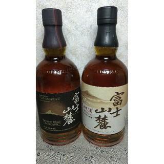 キリン - 【値下‼️終売品‼️】  富士山麓SignatureBlend・同樽熟原酒50°