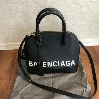 Balenciaga - BALENCIAGA バレンシアガ人気のヴィルトップハンドルS