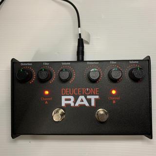 ボス(BOSS)の【極美品】PROCO RAT DEUCETONE(エフェクター)