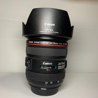 Canon - 【極美品】Canon EF 24-70mm F/4L IS USM