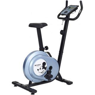 アルインコ エアロマグネティック フィットネスバイク ミッキー ミニー 大型液晶(トレーニング用品)