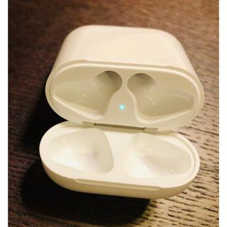 Apple - 美品 アップル 純正 Air Pods 充電器 動作確認済み