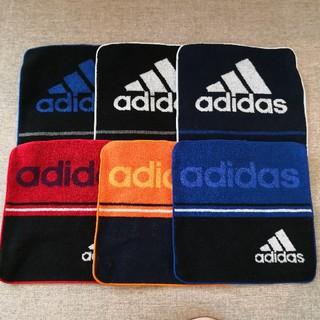 adidas - 新品 アディダス ハンドタオル 6枚セット