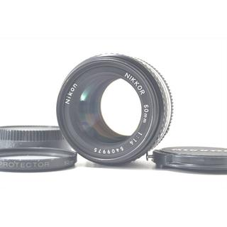 Nikon - Nikon Nikkor 50mm f/1.4 Fマウント Ai-s 動作良好