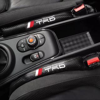 TRD 隙間クッション 2個セット(車内アクセサリ)