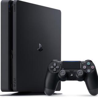 PlayStation4 - PS4 JETBLACK CUH-2200  500GB