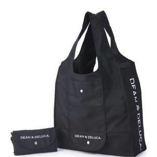 ディーンアンドデルーカ(DEAN & DELUCA)のDEAN&DELUCA ショッピングバッグ ブラック(エコバッグ)