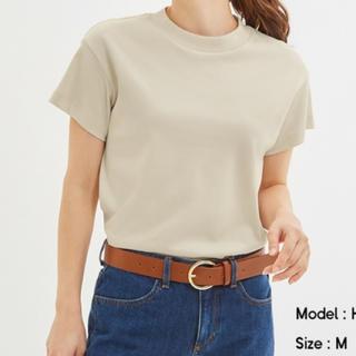 ジーユー(GU)のGU☆スムースT(Tシャツ(半袖/袖なし))