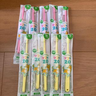 タフト20  M 10本(歯ブラシ/歯みがき用品)