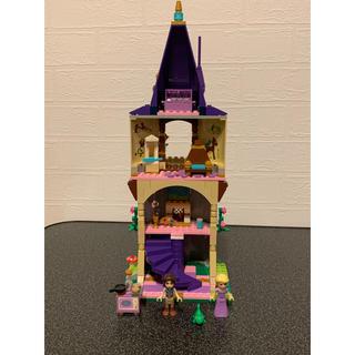 レゴ(Lego)のLEGO レゴ ディズニー プリンセス ラプンツェルのすてきな塔 41054(積み木/ブロック)