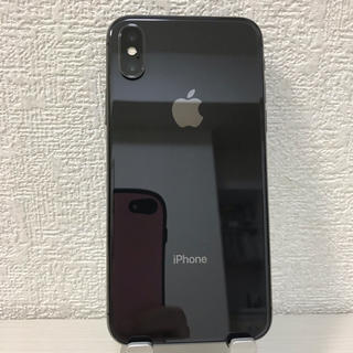 iPhone - 超美品 iPhone X Space Gray 本体 256GB SIMフリー