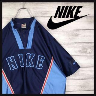 ナイキ(NIKE)のNIKE ナイキ ゲームシャツ Tシャツ 90s オーバーサイズ レア 派手(Tシャツ/カットソー(半袖/袖なし))