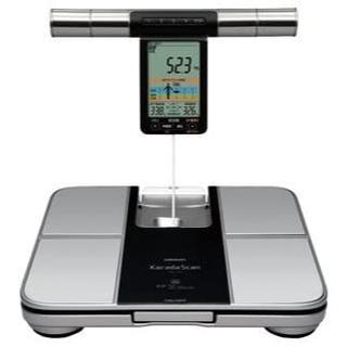 オムロン(OMRON)の新品 OMRON 体組成計 HBF-701 内臓脂肪 基礎代謝 体脂肪率(体重計)