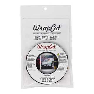 WrapCut(ラップカット) フィルムカットテープ 60m CHZ2(車内アクセサリ)