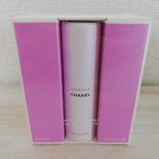 シャネル(CHANEL)のチャンス オータンドゥル ツイスト(香水(女性用))