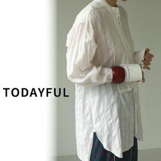 TODAYFUL - 新作モデル Todayful トゥデイフル シャツ
