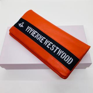 ヴィヴィアンウエストウッド(Vivienne Westwood)のVivienneWestwood ヴィヴィアンウエストウッド ロゴベルト 長財布(長財布)