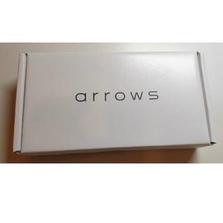 arrows - 新品未使用 arrows M05 ブラック simフリー アローズ