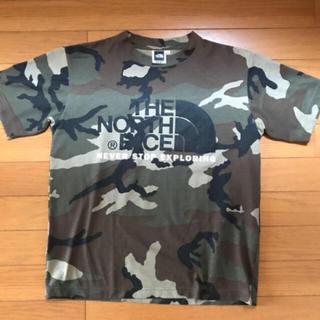 ザノースフェイス(THE NORTH FACE)のLサイズ ノースフェイス(Tシャツ/カットソー(半袖/袖なし))