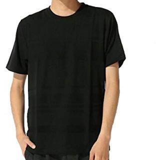 ナノユニバース(nano・universe)のナノユニバース リンクスボーダークルーネックTシャツ 新品未使用品(Tシャツ/カットソー(半袖/袖なし))