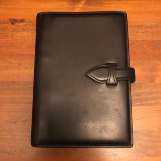 ツチヤカバンセイゾウジョ(土屋鞄製造所)の定価4.1万 土屋鞄 ブライドル バイブル手帳 ノーブルブラック(手帳)