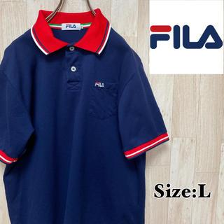 FILA - 【フィラ】ポロシャツ*切替