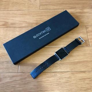 QLOCKTWO W BIEGERT&FUNK 腕時計 デジタル(腕時計(デジタル))