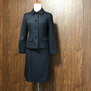 クレージュ(Courreges)の極美品!クレージュ お受験スーツ 36サイズ 濃紺スーツ 面接 入学式(スーツ)