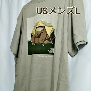 ザノースフェイス(THE NORTH FACE)の新品。ノースフェイス Tシャツ USメンズL/日本XL相当(Tシャツ/カットソー(半袖/袖なし))