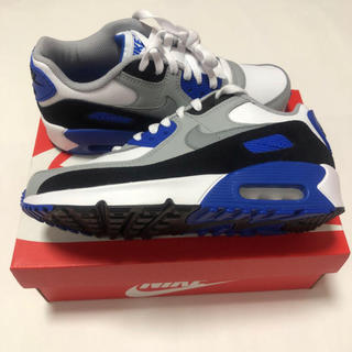 NIKE - NIKE  AIR MAX 90 LTR GS 24センチ