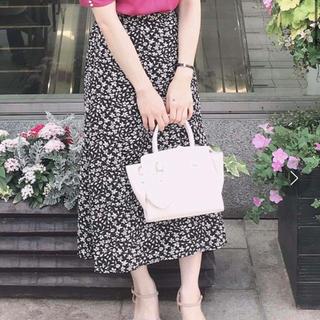 MISCH MASCH - 小花柄スカート ♡