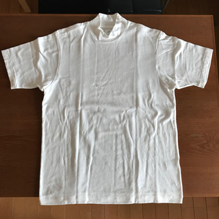 ワンエルディーケーセレクト(1LDK SELECT)のANATOMICA(アナトミカ) モックネック Tシャツ(Tシャツ/カットソー(半袖/袖なし))