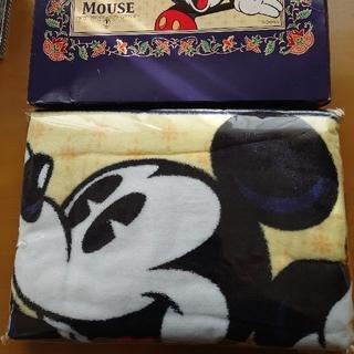 ミッキーマウス(ミッキーマウス)の第一生命グッズバスタオル(タオル/バス用品)
