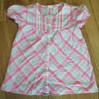 エニィファム(anyFAM)の半袖シャツ 150 anyFAM 新品(Tシャツ/カットソー)