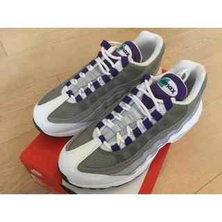 ナイキ(NIKE)のNike Air Max 95 LV8 Purple 24.5(スニーカー)