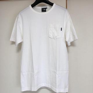 ザノースフェイス(THE NORTH FACE)のノースフェイス 半袖Tシャツ ショートスリーブコーデュラヘビーティー(Tシャツ/カットソー(半袖/袖なし))