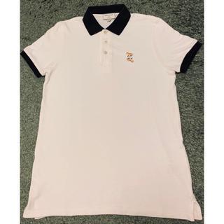 メゾンキツネ(MAISON KITSUNE')のメゾンキツネ  ダブルフォックス ポロシャツ(ポロシャツ)