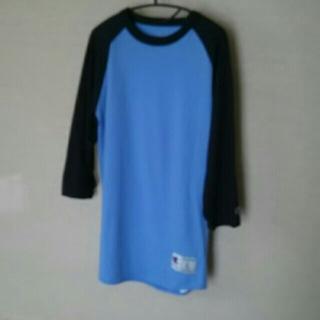 ドゥーズィエムクラス(DEUXIEME CLASSE)のchampion  ベースボールラグラン BIG Tシャツ(Tシャツ(長袖/七分))