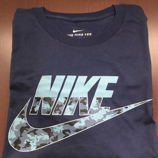 ナイキ(NIKE)の【新品】ナイキ 迷彩柄 Tシャツ メンズ L(Tシャツ/カットソー(半袖/袖なし))